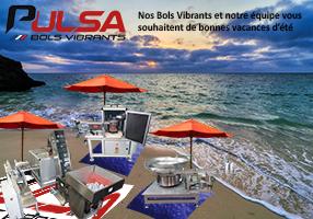 Vacance PULSA – été 2020