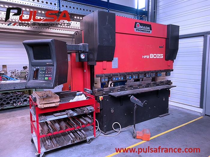 Presse plieuse outils de production