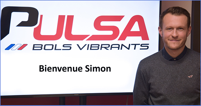 Recrue PULSA Bols Vibrants - SImon Barbin