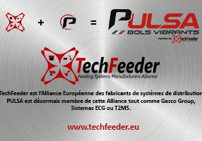 PULSA Bols Vibrants membre de TechFeeder