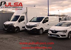 Nouveaux véhicules service SAV