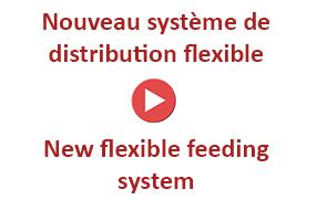 Nouveau sytème de distribution flexible